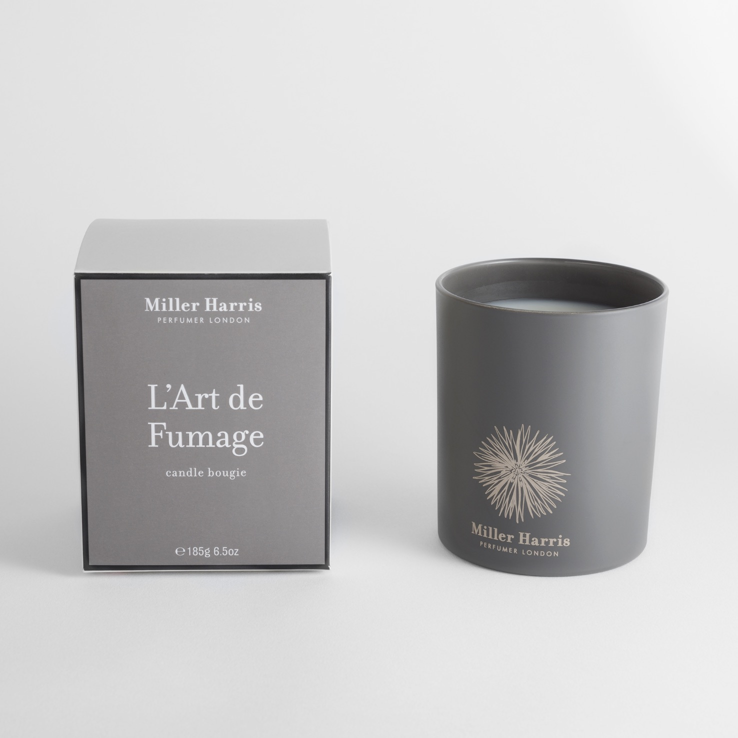 Miller Harris L'Art de Fumage Candle 185g