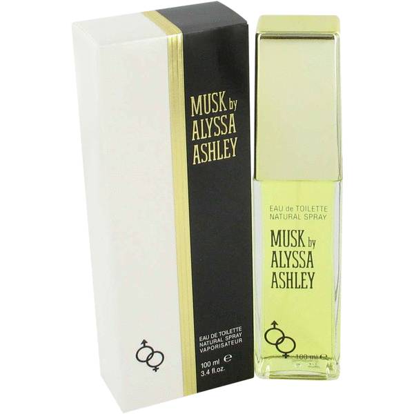 Alyssa Ashley Musk Eau De Toilette 0.85oz (25ml)