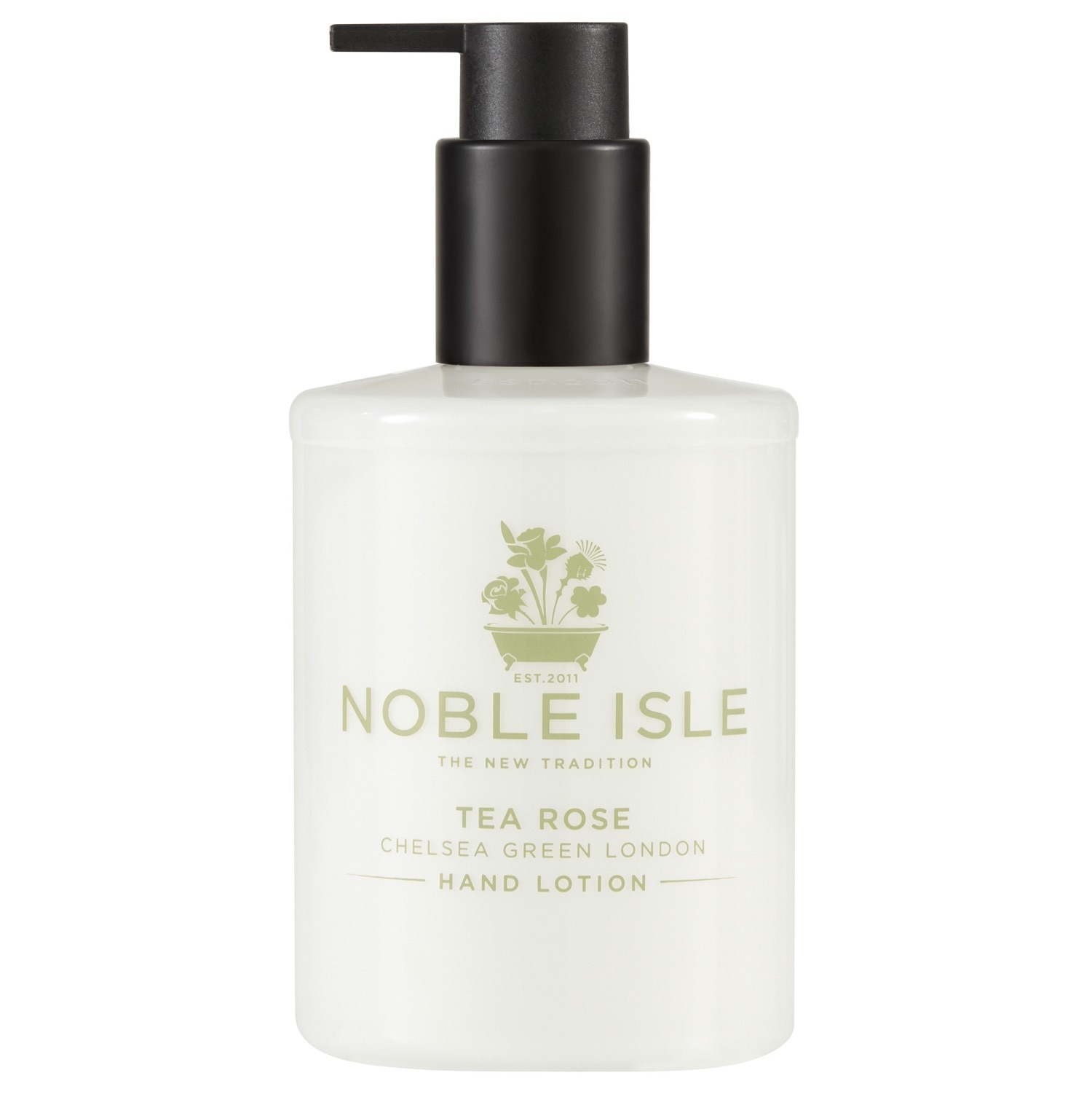 Noble Isle Tea Rose Hand Lotion 8.4oz (250ml)