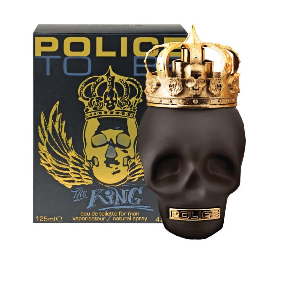 Police To Be King Eau De Toilette 40ml