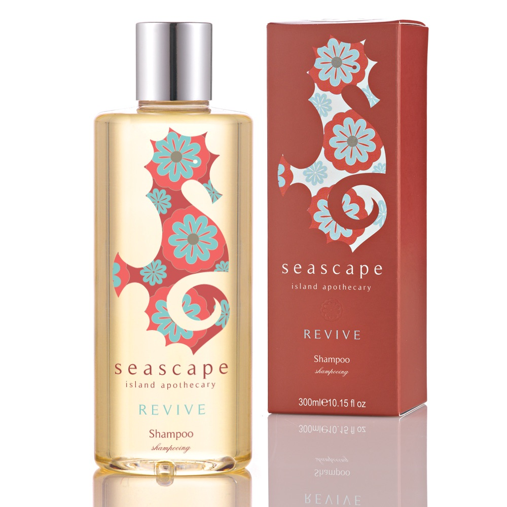 Seascape Island Apothecary Revive Shampoo 300ml