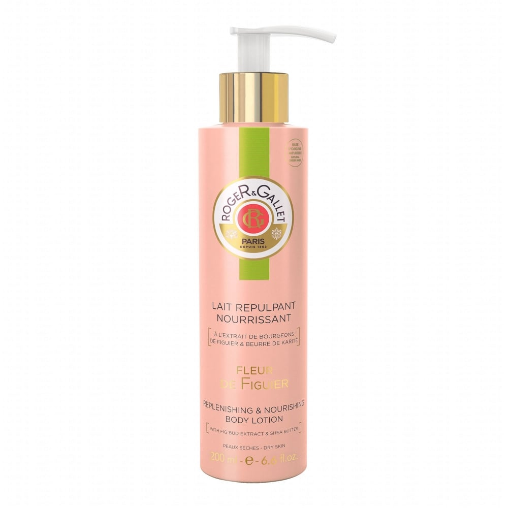 Roger & Gallet Fleur Figuier Body Lotion 6.8oz (200ML)