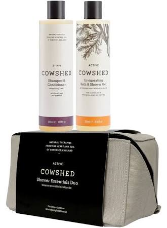 Cowshed Active Shower Essential Set