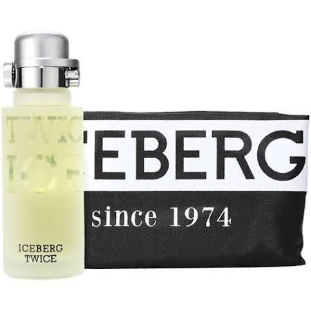 Iceberg Twice Gift Set Eau De Toilette 125ml 2019