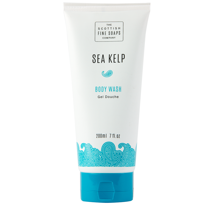 Scottish Fine Soaps Sea Kelp Body Wash 200ml