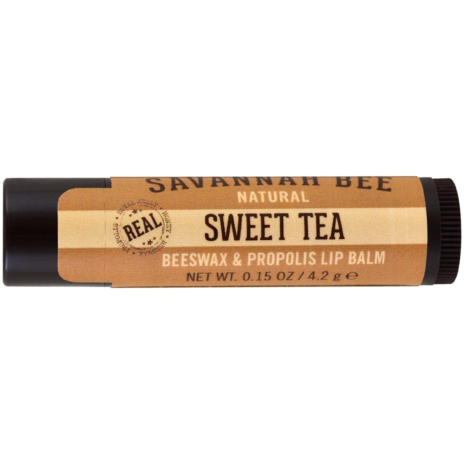 Savannah Bee Sweet Tea Beeswax Lip Balm 4.2g