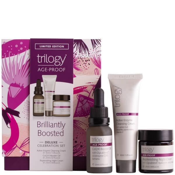 Trilogy Brilliantly Boosted - Age-Proof Deluxe Celebration Gift Set