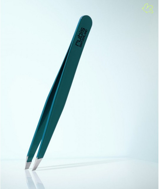 Rubis Switzerland Tweezers Pointer Green