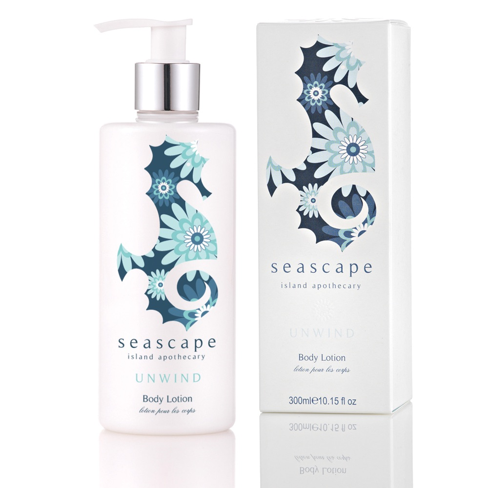 Seascape Island Apothecary Unwind Body Lotion 300ml