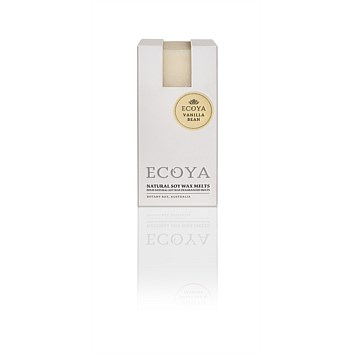 Ecoya Vanilla Bean Soy Melts 4 Pack