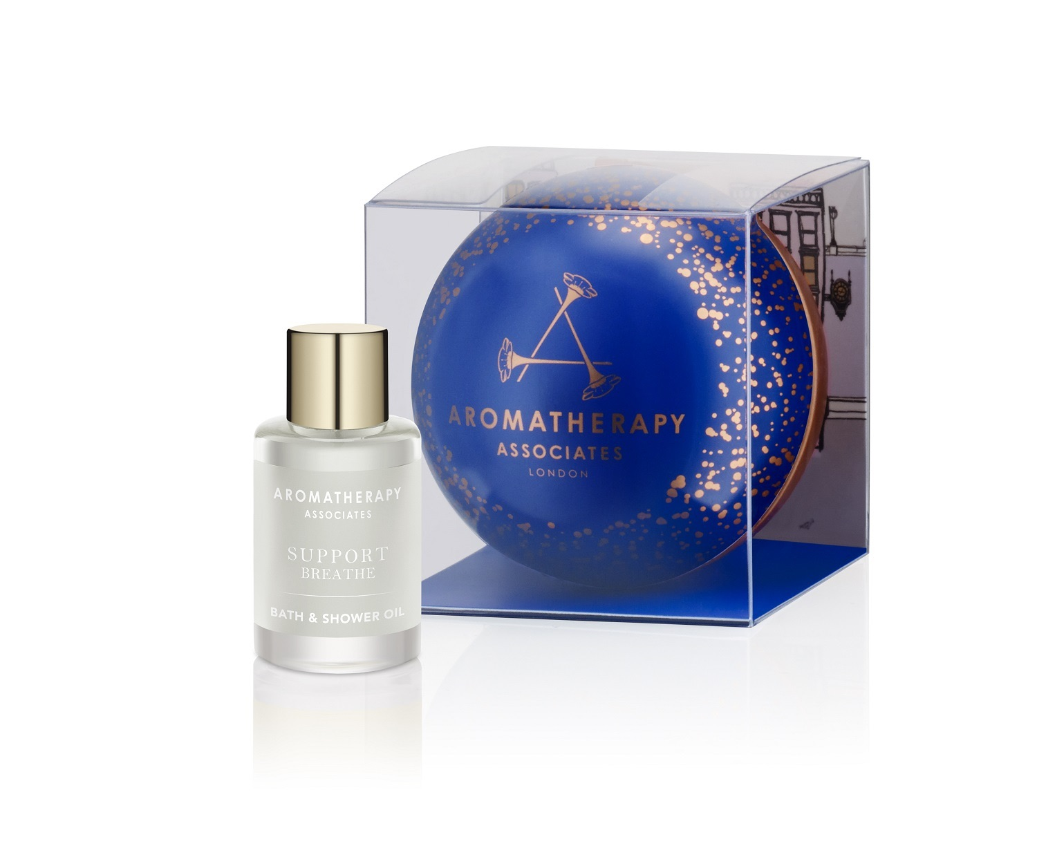Aromatherapy Associates Precious Support Time Bauble 9ml