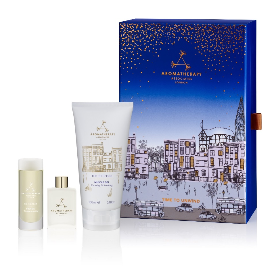 Aromatherapy Associates Time to Unwind Gift Set