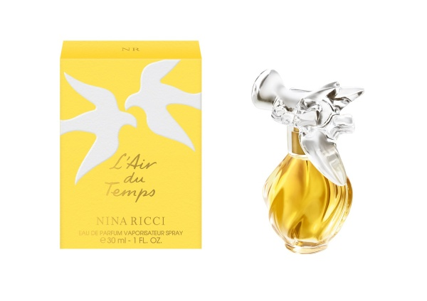 Nina Ricci L'Air Du Temps Eau De Parfum 1.0oz (30ml)