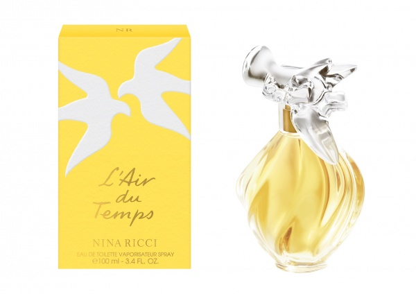 Nina Ricci L'Air Du Temps Eau De Toilette 3.4oz (100ml)