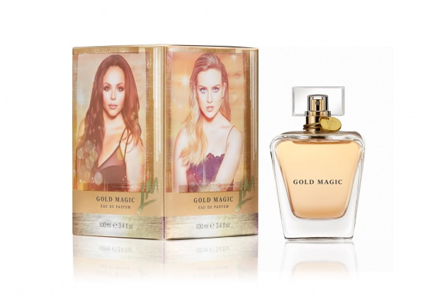 Little Mix Gold Magic Eau De Parfum 100ml