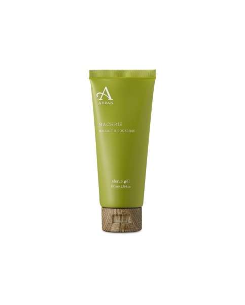 Arran Machrie Shave Gel 100ml