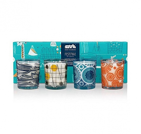 Mini Moderns Festival of Lights 4x70g Gift Set