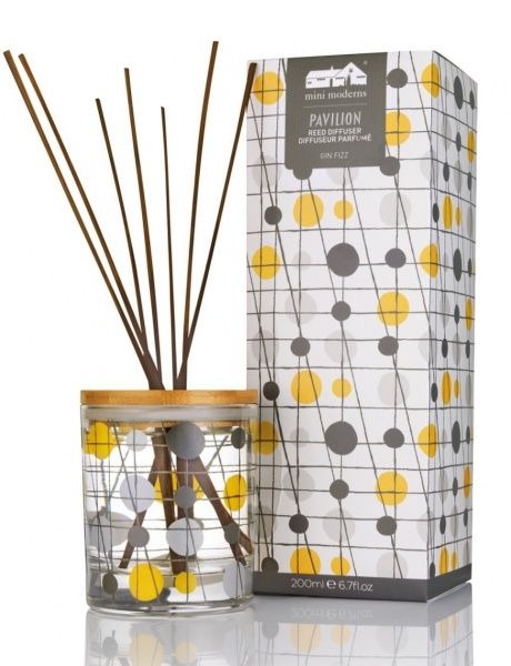Mini Moderns Pavilion Reed Diffuser 200ml