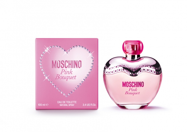 Moschino Pink Bouquet Eau De Toilette 3.4oz (100ml)