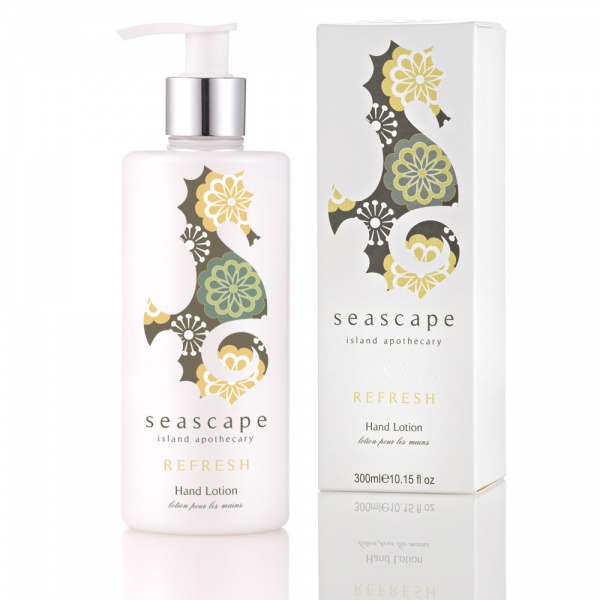 Seascape Island Apothecary Refresh Hand Lotion 10.15oz