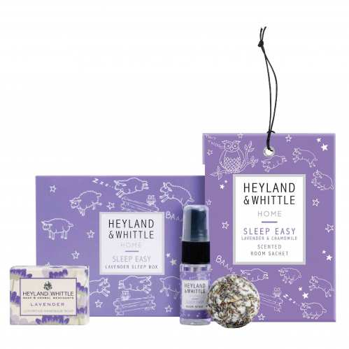 Heyland & Whittle Home Solutions Sleep Easy Lavender Gift Box