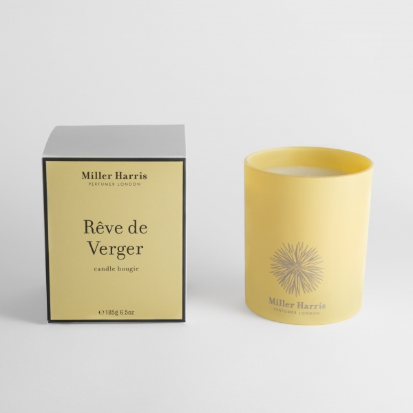 Miller Harris Reve de Verger Candle 185g