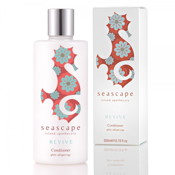 Seascape Island Apothecary Revive Conditioner 300ml