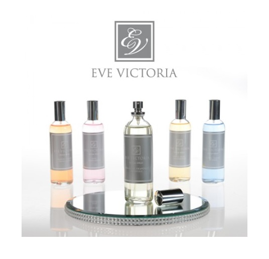 Eve Victoria Geranium, Grapefruit & Patchouli Room Spray 100ml