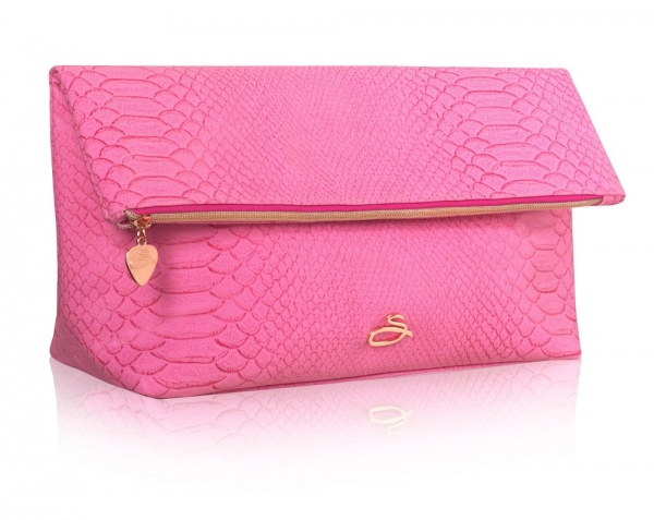 Sanctum Soho Rose Slouch Wash Bag