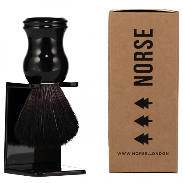 Norse Ebony Shaving Brush