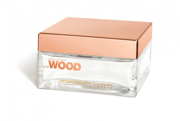 DSquared2 She Wood Body Cream 200ml