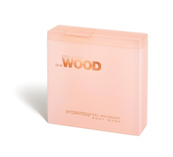 DSquared2 She Wood Body Wash 6.8oz (200ml)