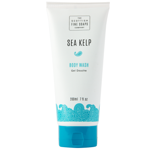 Scottish Fine Soaps Sea Kelp Body Wash 6.8oz (200ml)