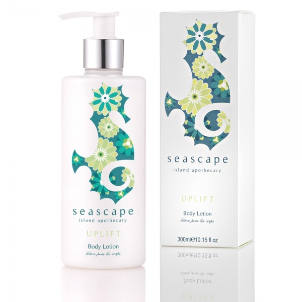 Seascape Island Apothecary Uplift Body Lotion 300ml